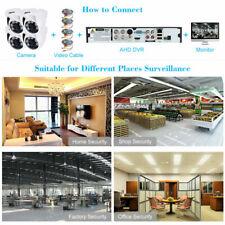 KKMOON Kit Cámara Cámaras de seguridad Kkmoon 4pcs Con cables Ir 1080p...