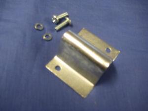 MG MGB GT V8 MGC THROTTLE PEDAL STOP BRACKET AHB7162 INC FITTING SCREWS & WASHER