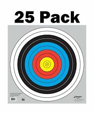 60 cm / 24 in Bullseye Archery and Gun Targets by Longbow Targe... Free Shipping