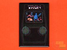 "Tron sideart  2x3"" fridge/locker magnet  arcade Bally Midway Encom"