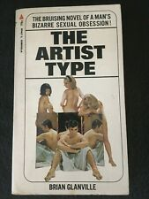 The Artist Type by Brian Glanville, Pyramid Paperback