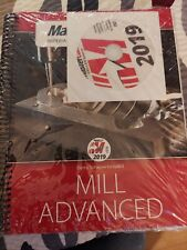 Mastercam 2019 Mill Advance New With Dvd