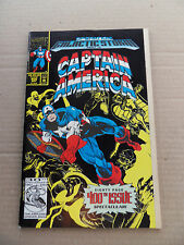 Captain America 400 .Flip Book / Reprints Avengers 4 - Marvel 1992 -VF - minus