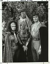 THE RESCUE JANE BADLER & DUNCAN REGHER ORIGINAL 1985 NBC 7X9 PRESS PHOTO