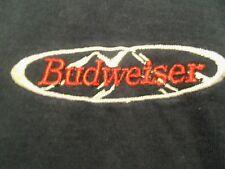 Budweiser black jersey L