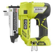 Cordless Electric Pin Nailer 23 Gauge 18 Volt Air Nail Gun Belt Clip LED Light