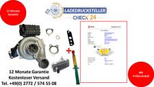 Original-TURBOCOMPRESSORE GARRETT PER MERCEDES, C, E, CLK 280/320 CDI 224/184/204ps