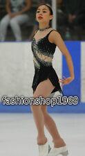 Ice Figure Skating Dress Baton Twirling Dance Dress Custom Competition xx285