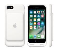 Apple elastómero de Batería Inteligente Estuche con Cubierta posterior de silicona para iPhone 8 & 7-Blanco