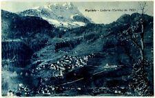Cartolina Formato Piccolo - Rigolato - Ludaria - Carnia m. 762 (Udine) Viaggiata