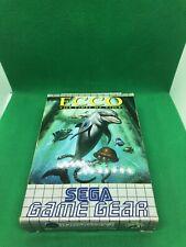 ECCO The Tides of Time Sega Game Gear CIB RAR #0028