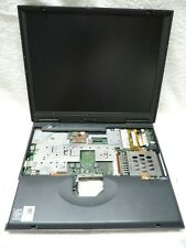Vintage Ibm 570E Laptop w/ Motherboard and Lcd for Parts - Nice Case