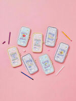 BTS BT21 Pen Pouch Dream Of Baby Free Tracking Number