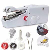 1Pcs Handheld Portable Multifunction Mini Electric sewing machine High ·Qua Y9F5