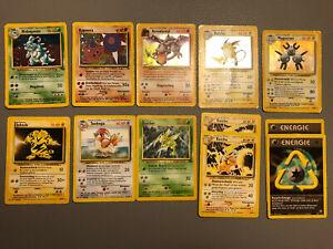 Pokemon TCG Kartenset Holos & Rares