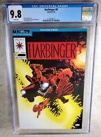 Harbinger #8 Valiant Comics 1992 CGC 9.8 NM/MT WP - Comic F0120