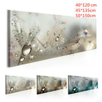Canvas Print Painting Wall Art Abstract Home Dew Beads Picture Photo Home Decor