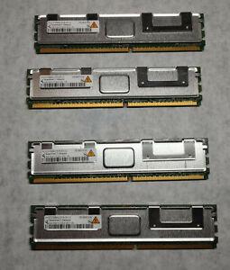 8GB (4x2GB) Memory For Dell Precision Workstation 490, 690, t5400, t7400 & R5400