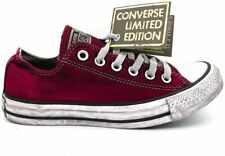 Scarpe sportive uomo/donna Converse All Star Limited Edition 160153C Bordeaux