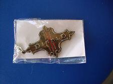 LLavero KeyRing Diablo 3 III Producto Oficial Blizzard - Nuevo - Keychain - NEW