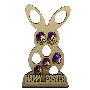 Easter Bunny Personalised Creme Egg Holder