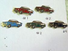 1955 Belair Chevrolet Pin  , (1) pin  Choice of Color ,  (bd) (**)