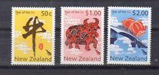NEW ZEALAND 2009 YEAR OF THE OX SET UM