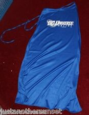 SDCC Promo DC Universe Online Blue Superman Cape Comic Con 2011 cosplay Costume