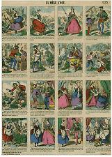 Images d'Epinal Pellerin XIXème