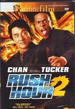 Rush Hour 2 (DVD, 2007, Special Edition) - New