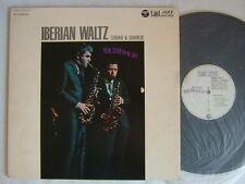 SADAO WATANABE CHARLIE MARIANO IBERIAN WALTZ / TAKT 1969 GATEFOLD COVER