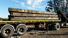 Recycled Ironbark 300 X 300 mm Wharf Timber $300 per metre