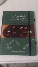 Chocolat aux épices et fleurs - Anne Deblois (sans le crayon)