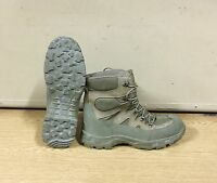 GENUINE US ARMY LATEST WELLCO M760 COMBAT HIKER BOOTS LEATHER EX COND !! 10R