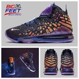"Size 17 Nike LeBron James 17 2020 NBA All Star Lakers ""Space Jam 2"" CD5050-400"
