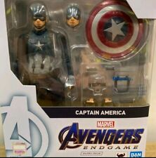 Marvel Avengers 4 Captain America Action Figure Endgame SHF S.H.Figuarts Bandai