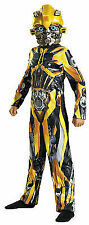 Bumblebee Movie Classic Costume Yellow Large 10 12