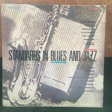 VARIOUS STANDARDS IN BLUES AND JAZZ 1987 VINYL LP JOHN LEE HOOKER QUINCY JONES