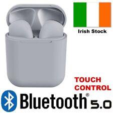 Bluetooth 5 Wireless Earphones Headphones Earbuds Touch Control Binaural Boxed