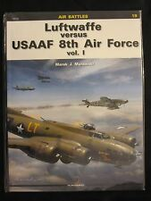 Kagero Book: Luftwaffe versus USAAF 8th Air Force vol. 1 - 80 pgs lots of illust