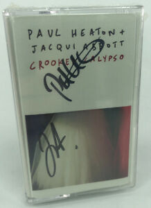 Paul Heaton/Jacqui Abbott - Crooked Calypso - New, Sealed, Signed Cassette/Tape