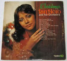 Philippines IAN HERO & HIS ORCHESTRA Christmas With Ian Hero LP Record