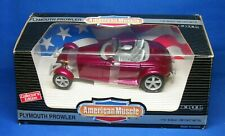 American Muscle, Collectors Edition, NIB, Plymouth Prowler 1:18 Scale, ERTL.