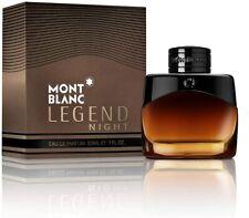MONT BLANC LEGEND NIGHT 30BL/50ML Eau de Parfum Totalmente Nuevo Y Sellado