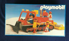Playmobil 3469 Snowkat and Family Vintage MISB (Factory Sealed) 1984