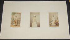Fotografien & Fotokunst (bis 1940) mit CDV-Fototyp