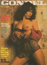 GONDEL Magazin Nr 314 Mai 1975 deutsche Edition / girls naked nude nackt Akt