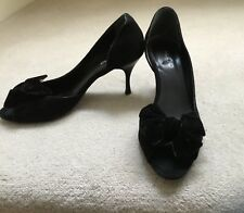 Black High Heel Aldo Shoes 5 UK EU 38 JONES