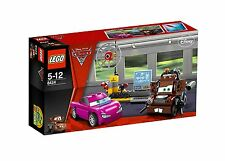 ,,,,LEGO® Cars Mater's Spy Zone Building Play Set 8424 NEW NIB Retired