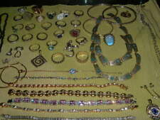 50 pc mixed mostly sterling silver lot